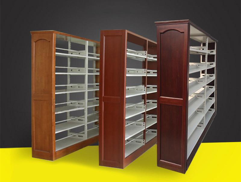 木护板钢制书架