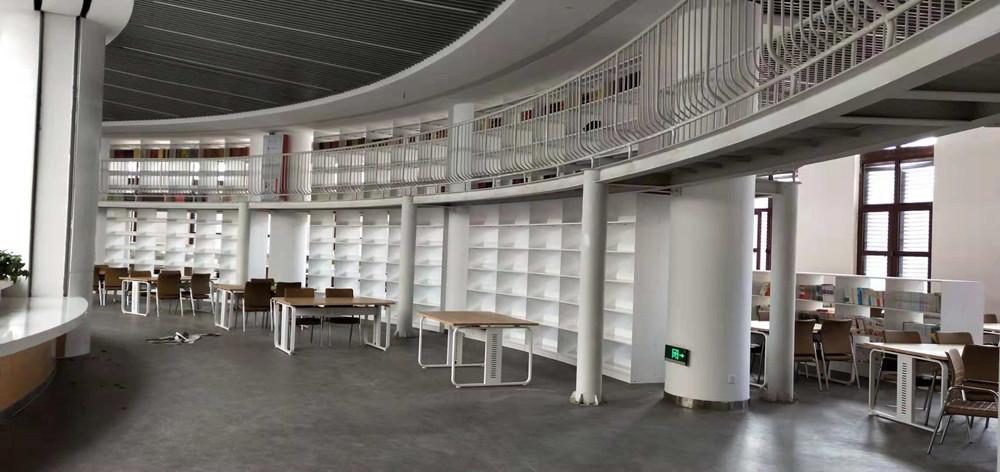 图书馆设计书架