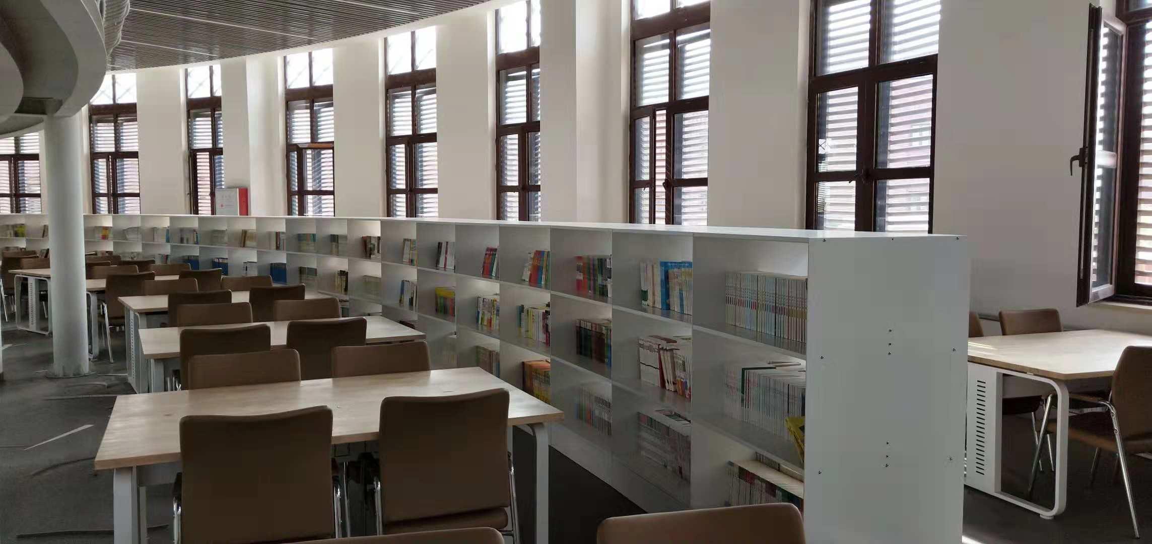 图书馆书架厂家