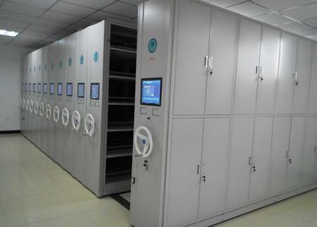 智能档案密集柜
