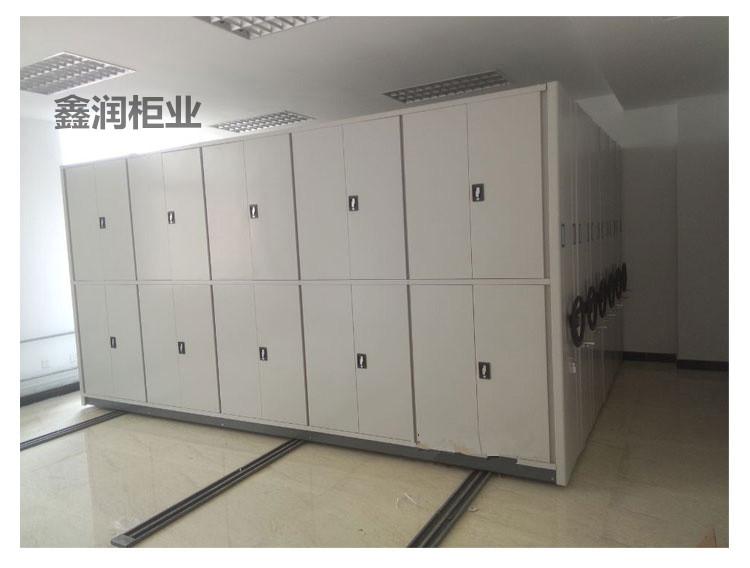 广西档案柜安装现场