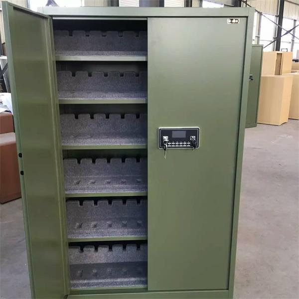 绿色普通枪柜