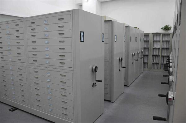 图纸密集柜