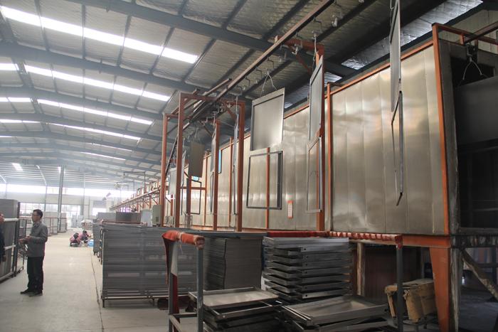 酸洗磷化生产流水线